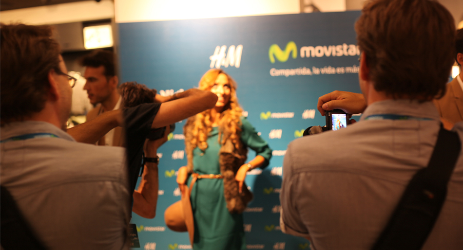 H&M Movistar Open Night